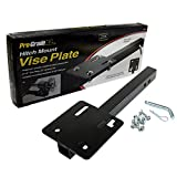 Pro-Grade Tools 59105 Hitch Mount Vise Plate