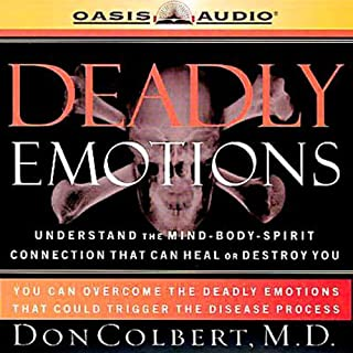 Couverture de Deadly Emotions