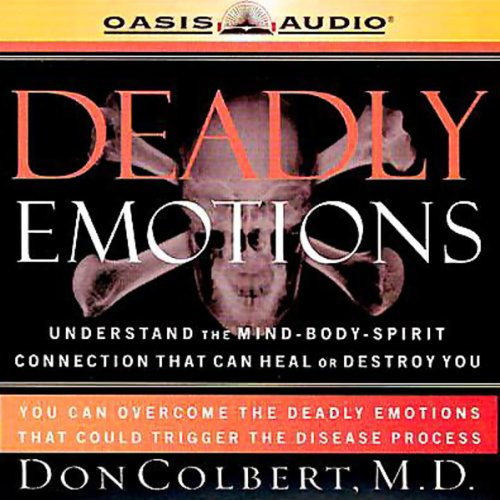 Deadly Emotions audiobook cover art