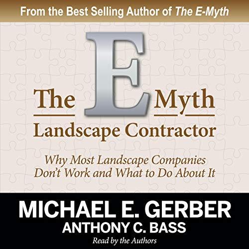 The E-Myth Landscape Contractor cover art