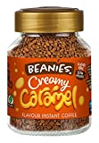 Beanies Creamy Caramel Flavoured Instant Coffee 50 g