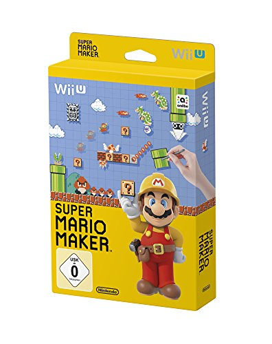 Super Mario Maker - Artbook Edition - [Wii U] [Importación alemana]