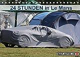 24 Stunden in Le Mans (Tischkalender 2022 DIN A5 quer)