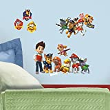 RoomMates Paw Patrol Peel And Stick Wall Decals