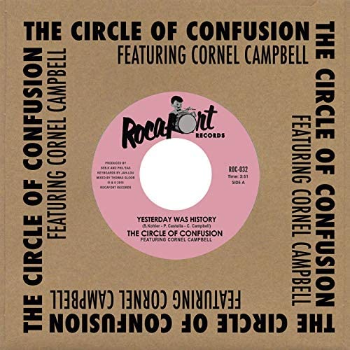 The Circle of Confusion feat. Cornel Campbell