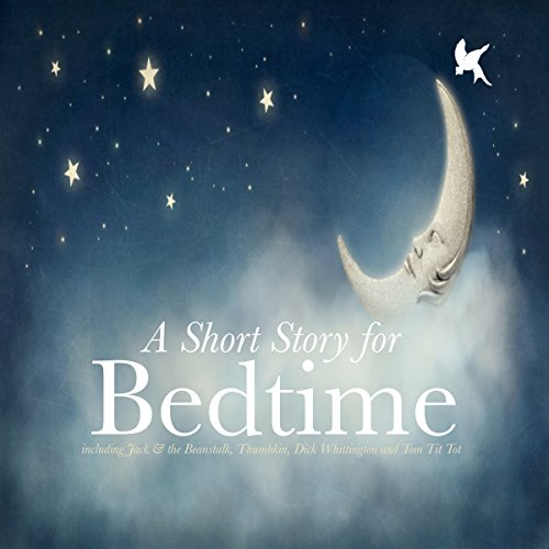 A Short Story for Bedtime audiobook cover art