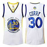 Th-some NBA Maillots de Baloncesto para Niños - Camisetas de Baloncesto NBA Bulls Jordan NO.23,Lakers James NO.23,Warriors Curry NO.30,Chaleco y Pantalones Cortos de Verano para Chicos y Chicas