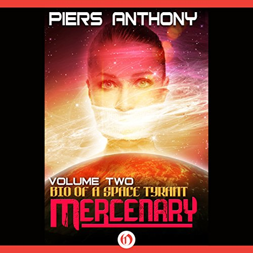 Mercenary                   By:                                                                                                                                 Piers Anthony                               Narrated by:                                                                                                                                 Basil Sands                      Length: 15 hrs and 31 mins     74 ratings     Overall 4.5