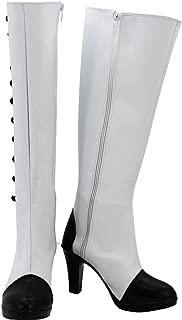 Neo Cosplay Shoes Halloween Knee High Heel Boots Costume Accessories