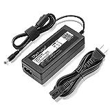 YUSTDA AC Adapter Charger for Sony VAIO VPCEG3BGX-B VPCEG3WFX-W VPCEG3WFX VPCEB42FX-T Power Supply