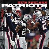 New England Patriots Calendar 2021-2022: 18-month Grid Mini Sport Calendar 7x7 for all fans!!!
