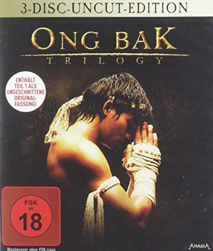 ONG-BAK Trilogy - Uncut [Blu-ray]