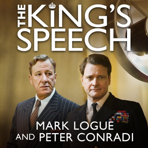 The King's Speech audiobook cover art