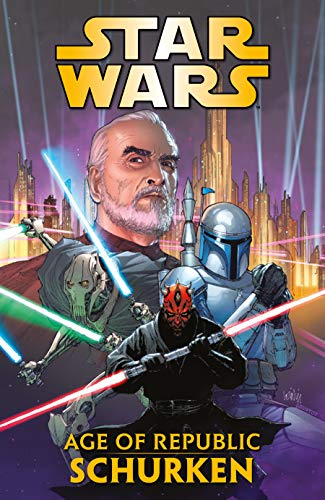 Star Wars Comics: Age of Republic - Schurken