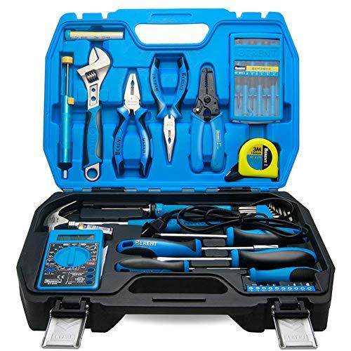 BIGMALL Elektronische Reparatur-Schraubendreher-Set, kompatibel mit 39 Teilen, Zubehör-Set für Präzisionsschraubendreher