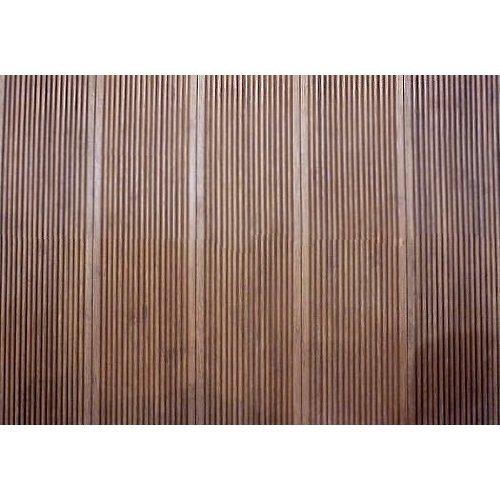 Bambus Parkett Natur gehärtet carbonisiert outdoor 1 m²