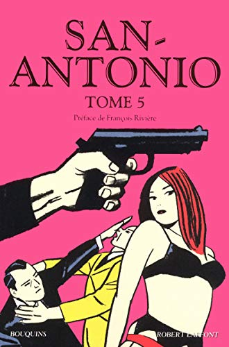 San-Antonio - Tome 5 (05)