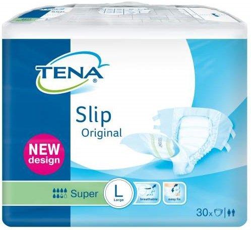 Tena Slip Original Super - Gr. Large - (30 Stück).