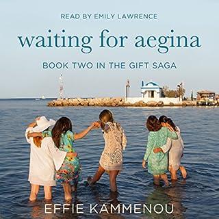 Waiting for Aegina audiobook cover art