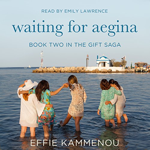 Waiting for Aegina audiobook cover art