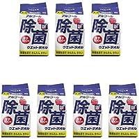 【まとめ買い】アルコール除菌ウェットタオル 詰替え用【×7個】