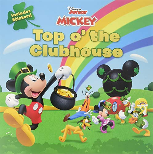 Disney Junior Mickey Top o' the Clubhouse (Mickey Mouse Clubhouse)