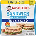 Bumble Bee Sandwich in Seconds Tuna Salad Pouch