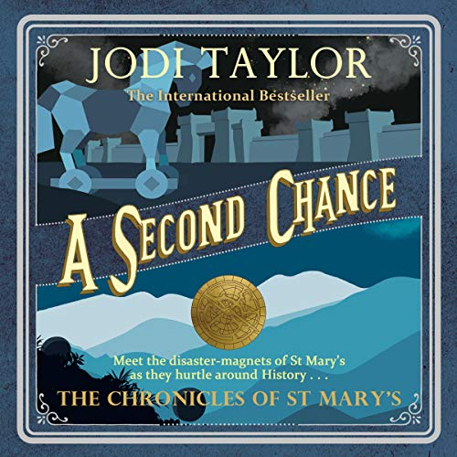 A Second Chance Audiobook By Jodi Taylor cover art
