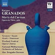Enrique Granados: Maria del Carmen