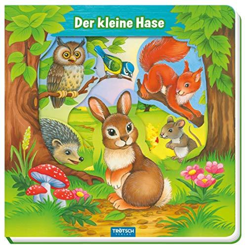 Trötsch Der Kleine Hase Fensterbuch: Entdeckerbuch Beschäftigungsbuch Spielbuch