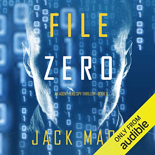 File Zero audiobook cover art