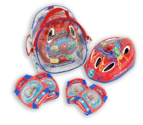 Chuggington Saica Toys 8625 Casque + Protections