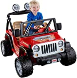 Power Wheels Jeep Wrangler