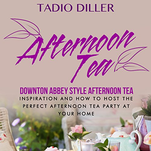 Afternoon Tea audiobook cover art