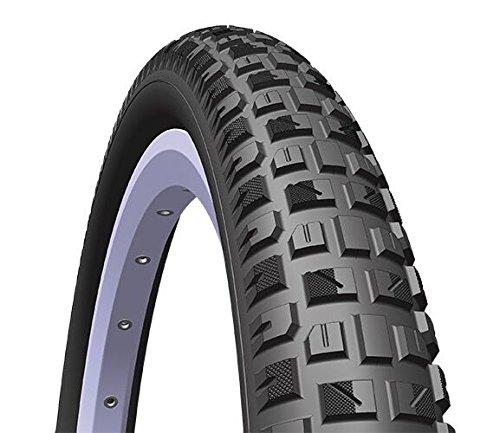 Rubena/Mitas X-Caliber x1 – Bicicleta Unisex, Color Negro,