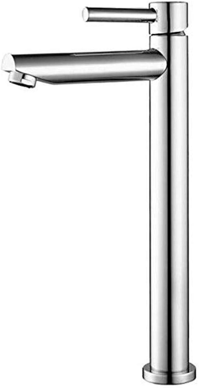 Wasserhahn Becken Wasserhahn Küchenarmaturhoch Waschbecken Wasserhahn Bad Schlanke Heie Und Kalte Wasserbecken Bad Wasserhahn Single Sink Wasserhahn