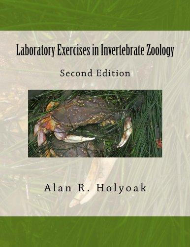 Laboratory Exercises in Invertebrate Zoology