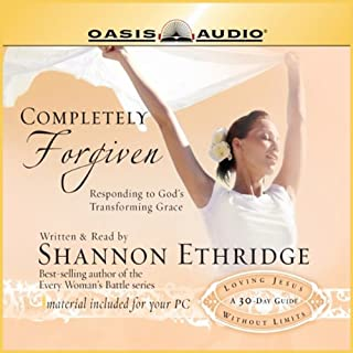Completely Forgiven audiobook cover art