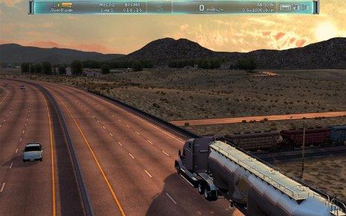 Rig `n`Roll - Die Truck-Simulation [import allemand]
