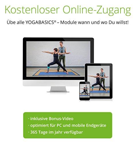 YOGABASICS Grundkurs 10 Stunden Yoga für Anfänger - 7