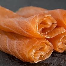 Solex Catsmo Nova Smoked Salmon - 1lb Presliced Package