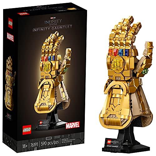 LEGO Marvel Infinity Gauntlet 76191 Collectible...