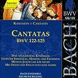 Das neugeborne Kindelein, BWV 122: Recitative: Die Engel, welche sich zuvor (Soprano)