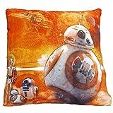 Daum - Pimp Up Your Life 15993–Disney Star Wars Manta Cojín BB de 8,...
