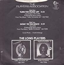 Turn The Music Up - Players Association 7