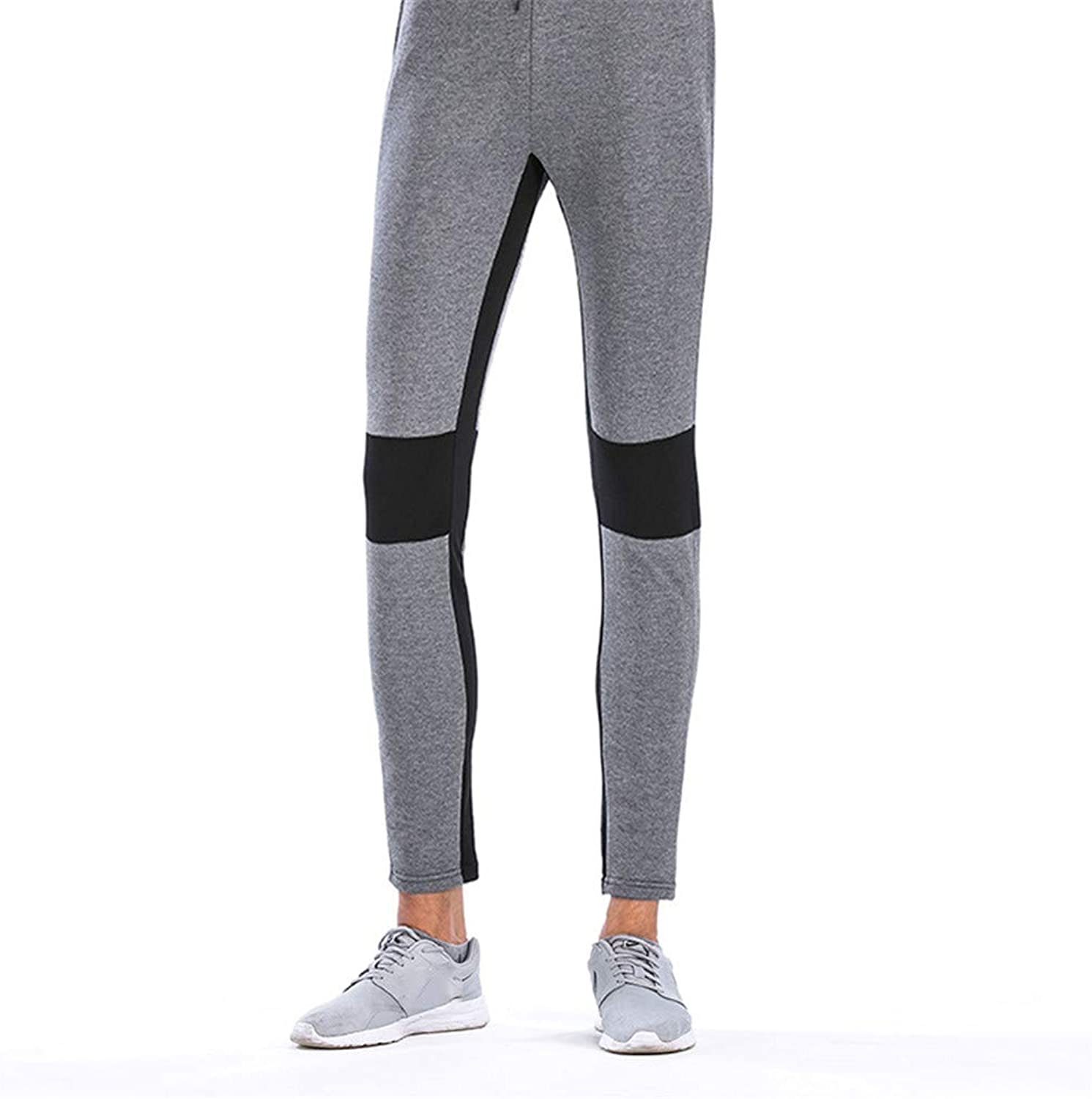 367e4bc11 Men's Pants Workout Leggings for Gym, Basketball, Cycling, Yoga, Hiking Men's  Compression Pants Layer Cool Dry Tights Leggings (Size XXL) Compression Base  ...