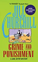Grime and Punishment (Jane Jeffrey Mysteries, No. 1)