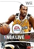 NBA Live 08 - Nintendo Wii