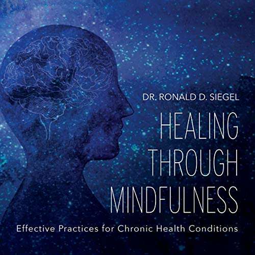 Healing Through Mindfulness audiobook cover art