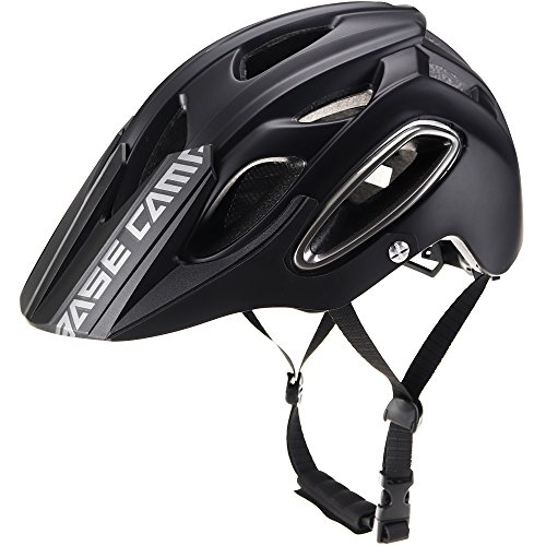 BASE CAMP NEO Mountain Bike Helmet (Matte Black)